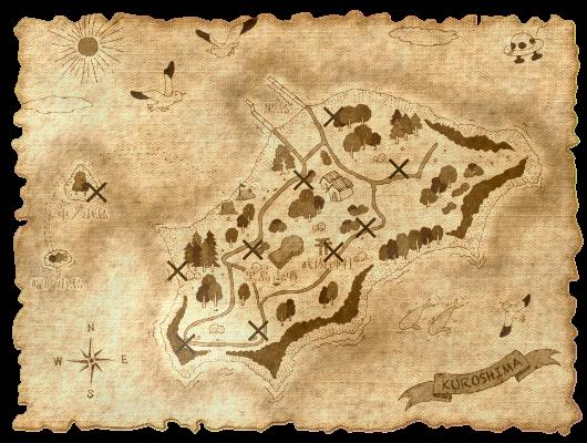 宝の地図を公開!!